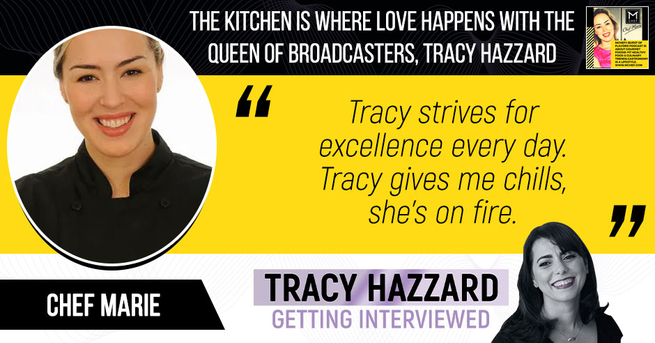 Kitchen Love | Tracy Hazzard | Burst of Flavors with Chef Marie